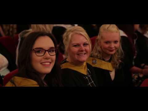 Edinburgh College Graduation Highlights 2016