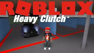 Roblox Heavy Clutch Drifting - Nissan 370Z