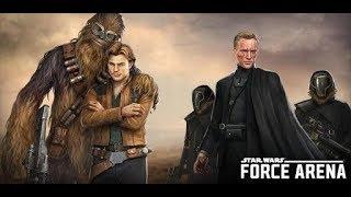 Обновление 3.0.6 игры Звездные Войны: Арена Силы. (Переснимаю)