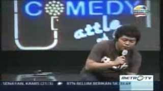 Gambar cover jui Marwoto stand up comedy KPSI vs PSSI