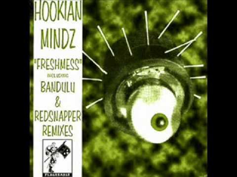Hookian Mindz - Freshmess (Bandulu's Remix)