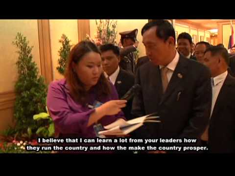 Exclusive Interview: Myanmar House Speaker Thura U Shwe Mann in Thailand