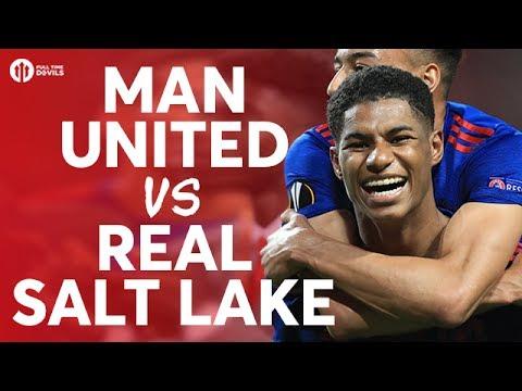 Manchester United vs Real Salt Lake LIVE PREVIEW