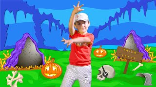 Halloween Baby Shark | Kids Songs and Nursery Rhymes | Halloween Songs from Nart