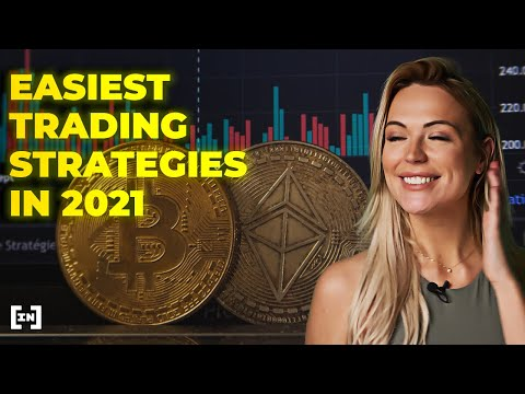3 Trading Strategies That Work!   Beginners Guide To Trading Cryptocurrency