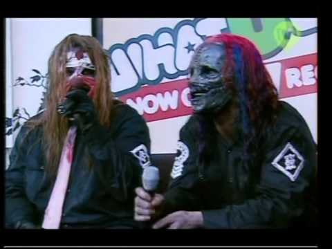 Slipknot Interview 2005 - Clown, Chris & Corey - Melbourne, Australia [2005.01.30] Rare