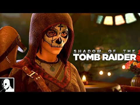 Shadow of the Tomb Raider Gameplay German PS4 Lets Play Deutsch Walkthrough DerSorbus