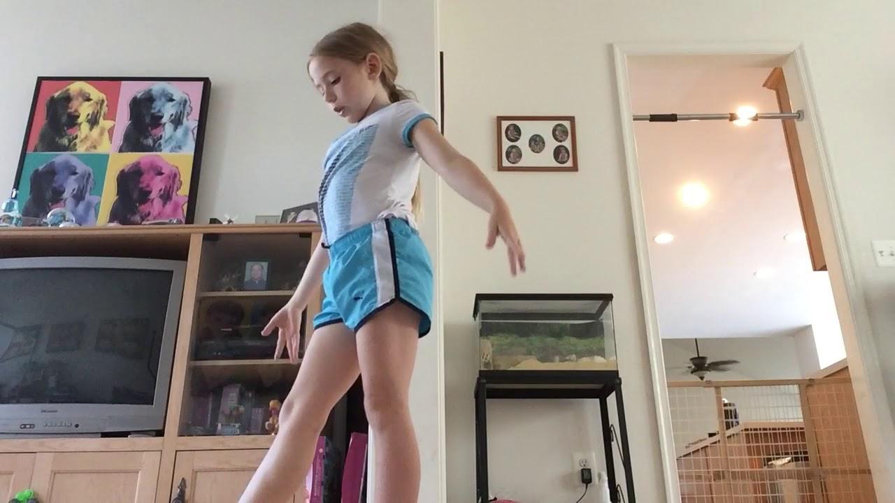 BACKBEND KICK OVER TUTORIAL   Gymnastics Fever - YouTube