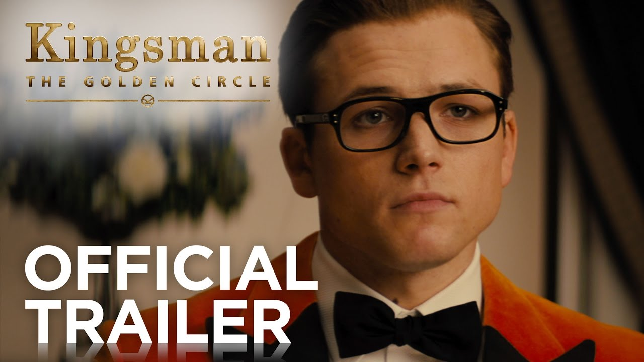 Kingsman The Golden Circle Official Trailer Hd 20th Century Fox Youtube