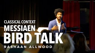 Rashaan Allwood - Bird Talk