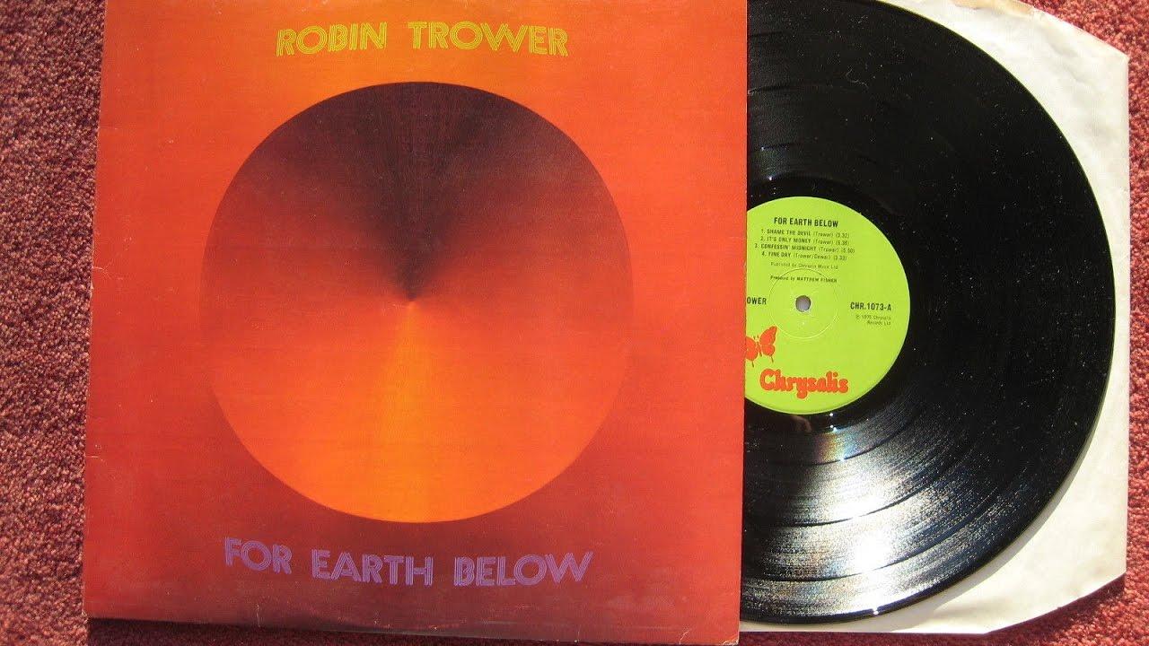 For Earth Below