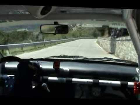 Giacomo Grussu Camera-car Svolte di Popoli 2013