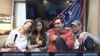 Abigail Ratchford On The Barstool Casting Couch