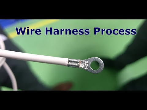 Standard Wire Harness Process Of Acrastyle Power India Limited