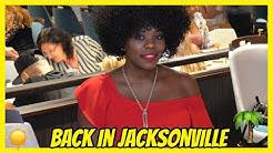 Back in Jacksonville Vlog| PrettyPRChickTV