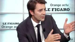 Le Talk : François Baroin - Le Figaro