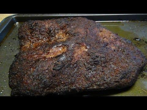 oven roast brisket