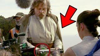 Nuevo Trailer de Star Wars The Last Jedi! Completamente Explicado, Todo lo que no te diste Cuenta
