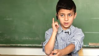 Lebanese school empowers children with hearing impairments (TRAILER))