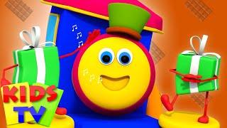 Bob, The Train | Chocolate Lane | Original Songs By Kids TV