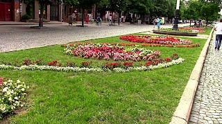 Мукачево. Small town Mukachevo.(Мукачево - второй по числу жителей город Закарпатья, здесь живет около 95 тыс. человек. Известен город Мукаче..., 2016-04-20T16:28:10.000Z)