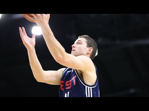 Highlights: Jimmer Fredette Drops 35 in NBA D-League All-Star Game