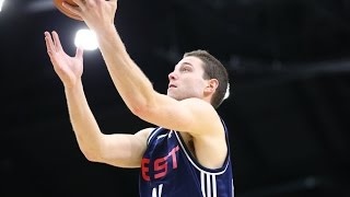 Highlights: MVP Jimmer Fredette Drops Record 35 in NBA D-League All-Star Game