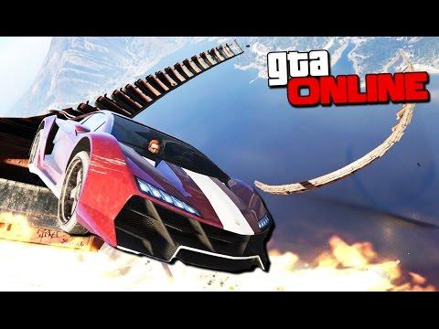 GTA 5 Online (Гонки) - Быстрее света! #122