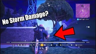 My CRAZY encounter with a Fortnite HACKER!