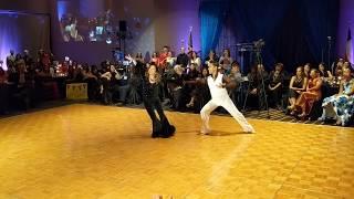 "Download Tina Zulu and Alex Olivares ""Last Dance"" Hustle Performance wins Mirror Ball at 2019 APAHA Gala"