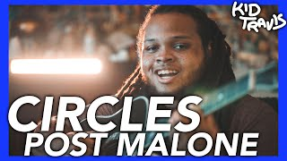 Gambar cover Post Malone ~ Circles (Full Song Cover)