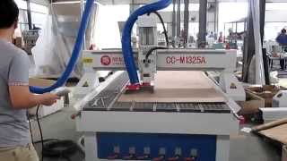 СС-М1325А Wood MDF Cnc Engraving Carving Cutting Router Machine