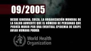 """""""Operacion Pandemia"""" La verdad sobre la gripe A. Virus H5N1 y H1N1"""