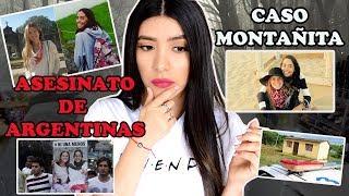 EL CRUEL ASESINATO DE MARINA MENEGAZZO y MARIA JOSE CONI | CASO MONTAÑITA