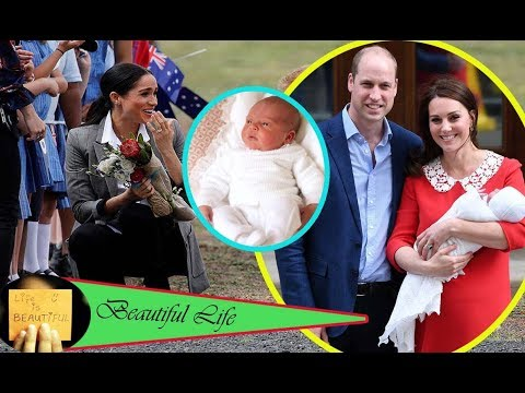 Prince William collapses when Meghan Markle says Prince Louis is the son of Kate and Prince Harry