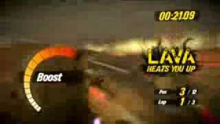 MotorStorm Pacific Rift- free with instructions