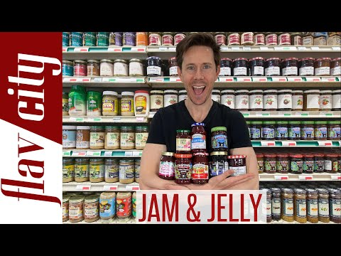The BEST Jelly & Jam To Buy At The Store...And What To Avoid!