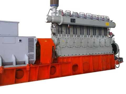 Syngas biomass gas generator