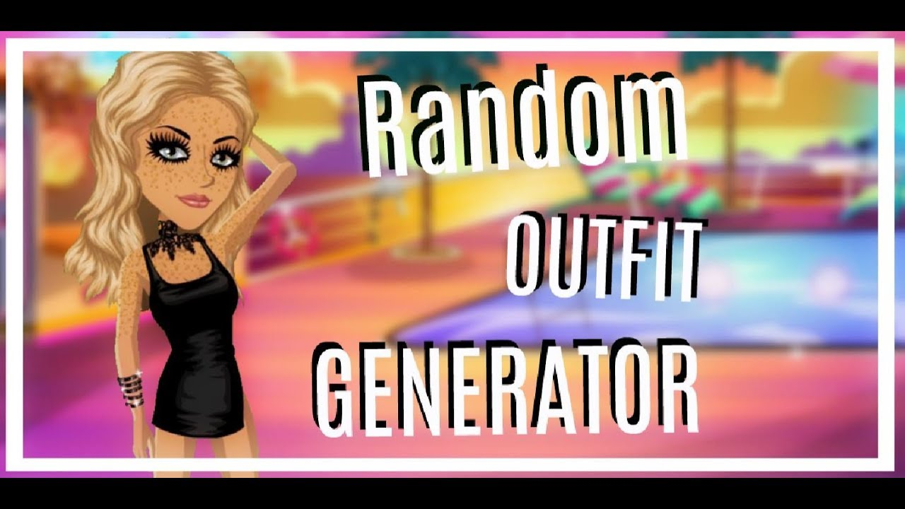 Random Outfit Generator // lily msp