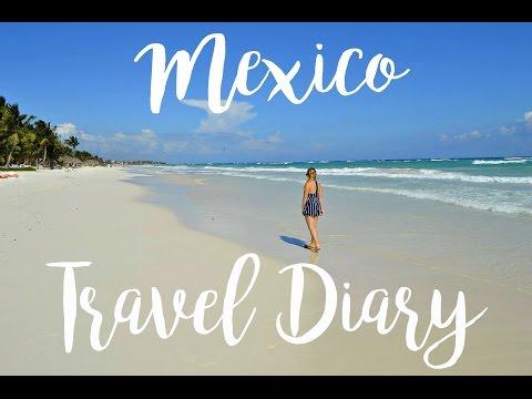 Yucatan Travel Diary