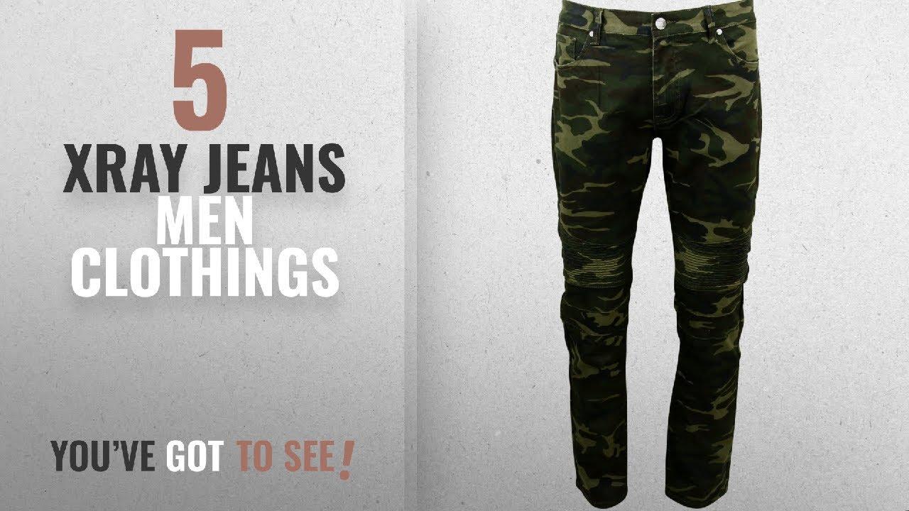 a5173f9e8d Top 10 Xray Jeans Men Clothings [ Winter 2018 ]: Xray Jeans - Men's ...