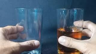Merubah Teh Menjadi Air Mineral #triksulap