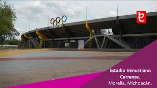 Estadio Olímpico Venustiano Carranza | www.edemx.com
