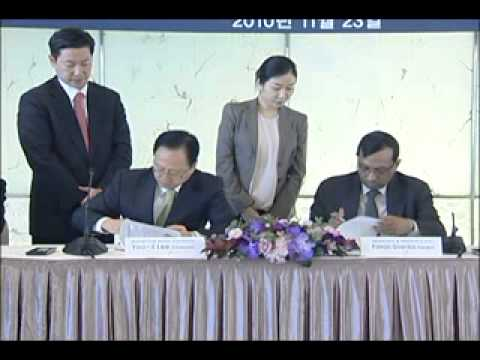Ssangyong Motor and Mahindra Sign Definitive Agreement