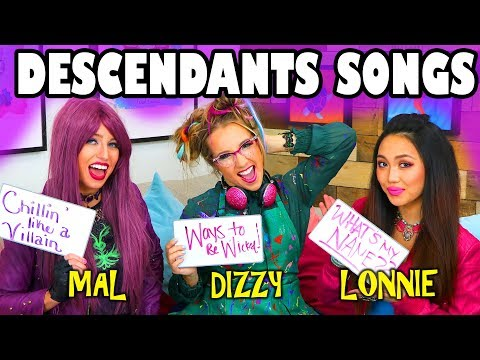 descendants 2 google translate songs challenge totally tv youtuby
