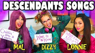 Descendants 2 Google Translate Songs Challenge. Totally TV