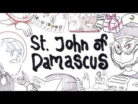 St. John Of Damascus (Reliquary)