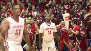 Dayton Men's Basketball: 2015-16 Top 10 Clutch Plays