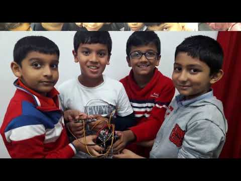 Robotics Classes in Abu Dhabi - Time Master Skills Development Center