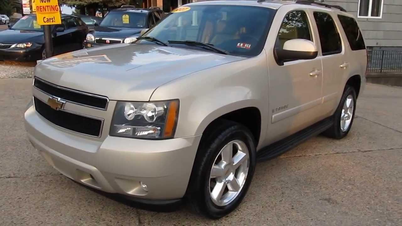 2007 Chevrolet Tahoe Ltz >> 2007 Chevrolet Tahoe LTZ 4x4 Elite Auto Outlet Bridgeport Ohio - YouTube